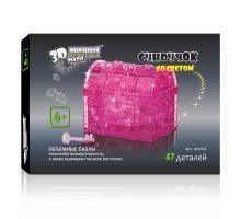 3D Crystal Puzzle Сундук L Светильник 9006A