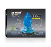 3D Crystal Puzzle Светящаяся Капля 9010A