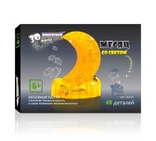 3D Crystal Puzzle Месяц со светом 9017A