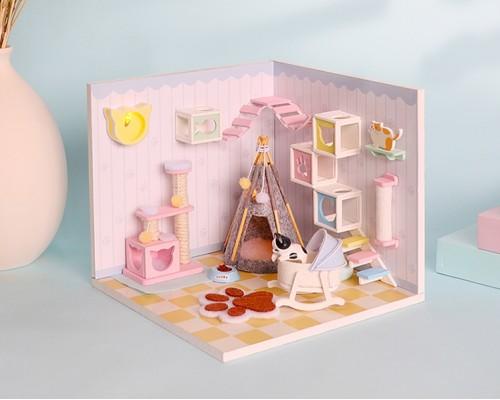MiniHouse Мой дом 9 в 1: Мой кошкин дом S2009