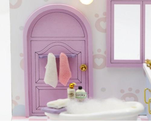 MiniHouse Мой дом 9 в 1: Моя ванная комната S2010