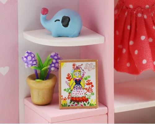 MiniHouse Мой дом 9 в 1: Моя гардеробная S2011